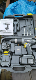 Challenge 18v cordless combi Hammer drill/ driver