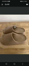 Adidas Yeezy Slides Core - UK9 size