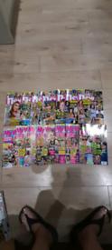 Ladies magazines X 18 Aug,Sept,Oct 2021