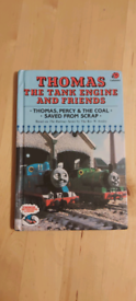 SIGNED Thomas the tank engine by Rev W. Awdry & Christopher Awdry