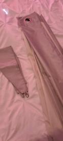 Silver/Grey Curtains