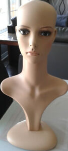 Head Mannequin-Female