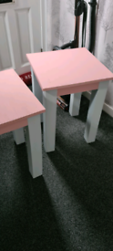 Solid Oak Side Tables - looking for offers, need gone asap