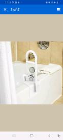 Bathroom Bath Grab Bar Support Safety rail as new