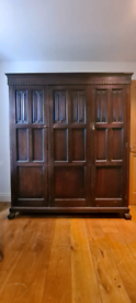 Antique Wardrobe by Waring and Gillow. Vintage. Retro