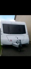 Buccaneer Schooner 2010 4 birth caravan