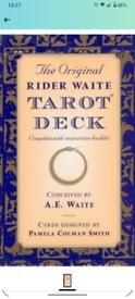 Tarot Card/Pendulum/psychic photo mediumship & Palmistry readings