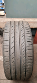 245/45/17 Continental Sport Contact 5 Tyre