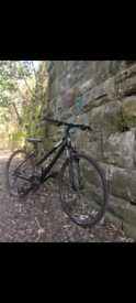Cube curve small frame bike 29inch w