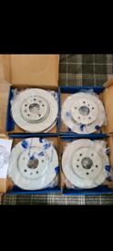 Nissan Qashqai Brake Pads&Discs