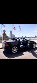 image for Mercedes SLK 200 FACELIFT KOMPRESSOR CONVERTIBLE BLACK