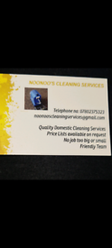 Noonooscleaningservices