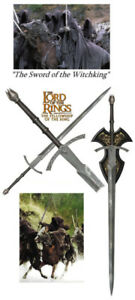The Lord Of The Rings Witch King Sword
