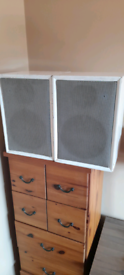 WARFEDALE DENTON VINTAGE SPEAKERS