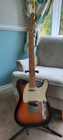 2015 Mexican Standard Telecaster