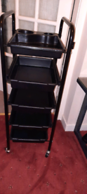 Beauty therPust hairdresser trolley stand waxing for sale