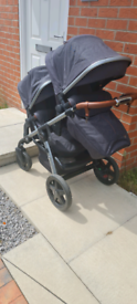 Silver Cross Wave Double Pushchair