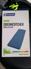 3 x Outwell Dreamcatcher 10cm Self inflating Sleepmat