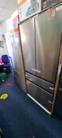 Hisense 4door fridge freezer new with warranty ready to go