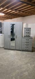 Assembled Bedroom furniture sets