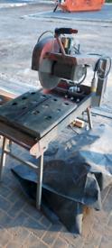Masonry table saw -