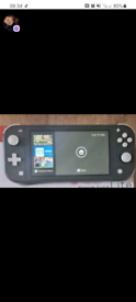 Nintendo switch lite. Perfect condition