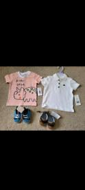 *BARGAIN BUNDLE* Baby boy clothes 3-6 0-6 months