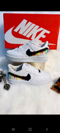 Air forces- LIMITED STOCK