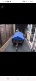 Extended Car trailer