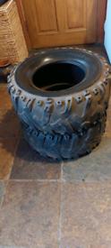 Part Worn Tyres, 24 x 9.00 - 11