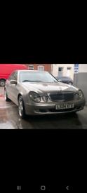 Mercedes E class 220 cdi