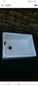 Reclaimed Butlers Sink Now £60