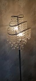 Dunelm standard lamp