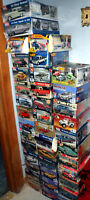 Old Discontinued Scale Model kits, - sell most $25 each or trade