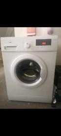 Logik 8kg washing machine