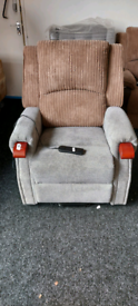 Riser Recliner Mobility Armchair ex display free local delivery