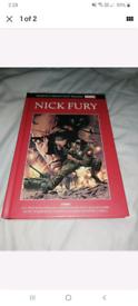 Marvels Mightiest Heroes Nick Fury Graphic Novel