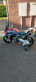 BMW Children's Battery Motorbike
