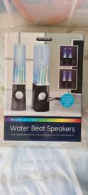 Water Beat Speakers
