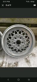 """15"""" Alloy wheels x4"""
