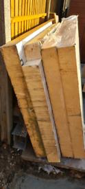 Insulation boards celotex