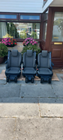 Ford Tourneo Rear seats