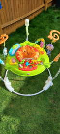 Baby Bouncer, Fisher Price, has music - FREE