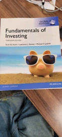Fundamentals of investing 13th edition Pearson