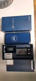 Motorola edge 20 lite 5g 8gb,128gb, new but opened box to have a look.