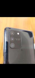 Samsung S10 Lite Black Prism 128GB Dual SIM Unlocked Pristine Conditio