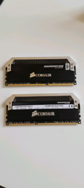 Corsair Dominator DDR3 Ram 16GB