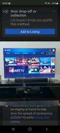 55INCH 4K SUHD SAMSUNG SMART TV