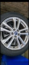 "18"" Ford Alloys 5x108"