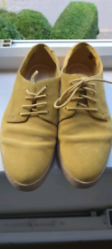Mustard Clarks Shoes - Used